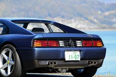 Classic Car News – Classic Car News Pics And Videos From Around The World Ferrari Mondial, Ferrari 348, Post War Era, Engin, Most Expensive Car, Classic Italian, Cars And Motorcycles, Luxury Cars, Race Cars