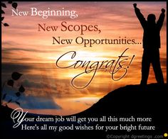 congratulations quotes and sayings Congratulate someone