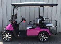 Custom Golf Carts Gallery   Golf Cars of Hickory Best Golf Cart, Custom Golf Carts, New Golf, Gallery, Roof Rack