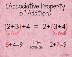 math worksheet : associative property of addition  addition worksheets  pinterest  : Associative Property Of Addition Worksheets 3rd Grade