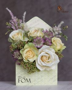 beautiful flowers by post Beautiful Flower Quotes, Beautiful Bouquet Of Flowers, Sola Flowers, Shade Flowers, Beautiful Flower Arrangements, Paper Flowers, Artificial Flower Arrangements, Artificial Flowers, Floral Arrangements