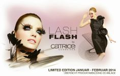 Catrice Lash Flash Collection Spring 2014 – Beauty Trends and Latest Makeup Collections Beauty Trends, Beauty Hacks, Beauty Tips, Latest Makeup, International Fashion, Makeup Collection, Spring 2014, Lashes, Halloween Face Makeup