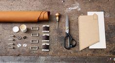 +++DIY Set Handtasche Barer+++ von sueco - einfach selber machen auf DaWanda.com