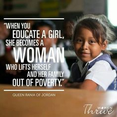 essay on importance of providing education to girl child The right to education as a human right education essay  states parties recognize the right of the child to education today education is the most important.
