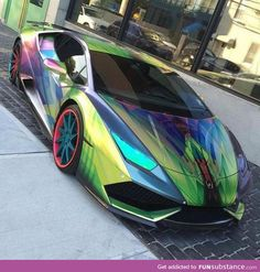 Still one of my favorite Lamborghini Huracáns. 📷: – Joker Still one of my favorite Lamborghini Huracáns. 📷: Still one of my favorite Lamborghini Huracáns. Exotic Sports Cars, Cool Sports Cars, Super Sport Cars, Exotic Cars, Cool Cars, Bugatti Veyron, Supercars, Model Auto, Sexy Autos