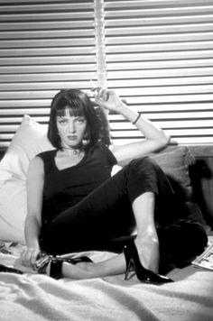 Uma Thurman | Pulp Fiction