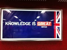 Knowledge is Great (Britain)