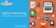 Digital Marketing With speciality in marketing Analytics more info-> http://www.eruditewebsolutions.com/services.php #DigitalMarketing #Marketing #Advertising #socialmedia