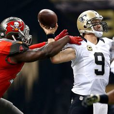 Dr. Andrews confirms bruised rotator cuff for Drew Brees; QB hopes to play #DrewBrees #NewOrleansSaints