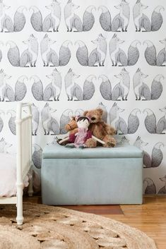 Cullen Kids Storage Bench, Velvet Pool Functional and on-trend, this miniature seafoam velvet upholstered bench is a stylish storage solution for toys and linens, plus does double duty as extra seating! Kids Storage Bench, Storage Ideas, Toy Storage, Organization Ideas, Nursery Decor, Bedroom Decor, Nursery Room, Nursery Ideas, Bedroom Ideas