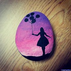Awesome 72 Cute Painted Rock Ideas for Garden https://roomaholic.com/502/72-cute-painted-rock-ideas-garden