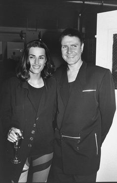 Vogue Daily — Yasmin Parvaneh and Simon Le Bon | married since 1985