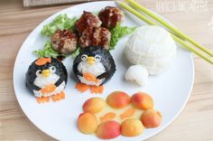 Bento Monsters von Li Ming – Wenn aus Essen Kunst wird | socialthings.net | social things