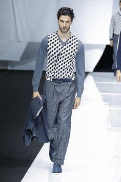 63dff612ece Giorgio Armani Spring 2019 Menswear collection