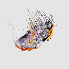 Nike Mercurial on Behance