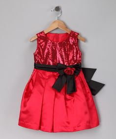 Chinese Red Dress & Bloomers - Infant
