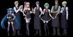 "Crunchyroll - Namco's CHARACRO Cafe & Bar Celebrates Alto Saotome's Birthday From ""Macross Frontier"""