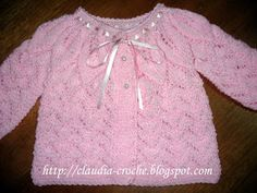 Free Knitting Pattern For Premature Baby - Diy Crafts - DIY & Crafts Baby Girl Cardigans, Baby Girl Hats, Baby Cardigan, Crochet Cardigan, Baby Sweaters, Girl With Hat, Baby Knitting Patterns, Baby Hats Knitting, Free Knitting