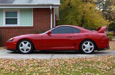 1994 Toyota Supra Twin Turbo For Sale Profile
