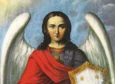 Greek Love Quotes, Michael Gabriel, Orthodox Prayers, Orthodox Christianity, Archangel Michael, Orthodox Icons, Christian Faith, True Words, I Icon