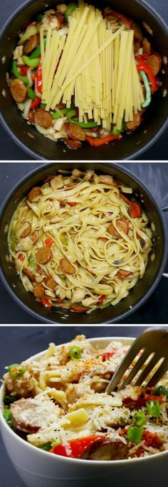 Great One-Pot Cajun Pasta..., ,