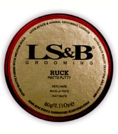 LS&B RUCK MATTE PUTTY
