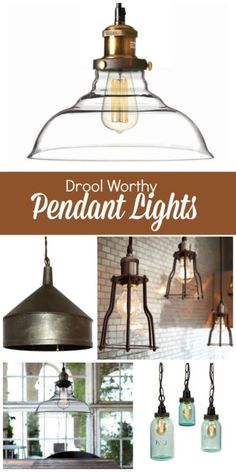 Drool Worthy Pendant Lights | eBay