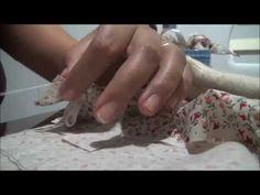 Como se hace una muñeca Tilda 1° parte por Andrea Osorio
