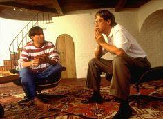 45Fotos que cambiarán tupercepción del pasado Steve Jobs y Bill Gates, 1991.