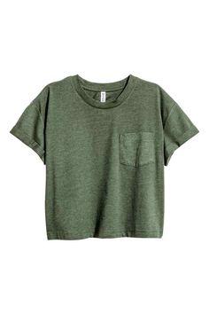 T-shirt court | H&M