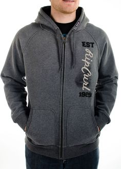 Rip Curl Washed Out Fleece Hoodie
