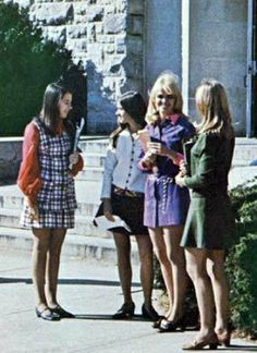 1960s everyday life (late 60s maybe even early 70s)...