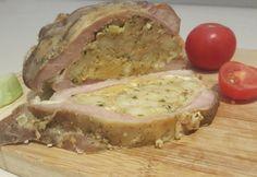 Töltött dagadó Ancsi konyhájából Ale, Sandwiches, Pork, Chicken, Meat, Kale Stir Fry, Ale Beer, Paninis, Pork Chops