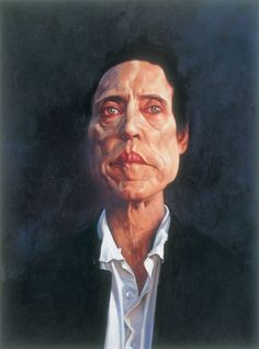Christopher Walken Caricature    Words cannot describe how talented Sebastian Kruger is at drawing caricature