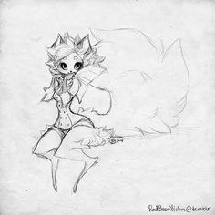 Ara Sketch by sambees on DeviantArt