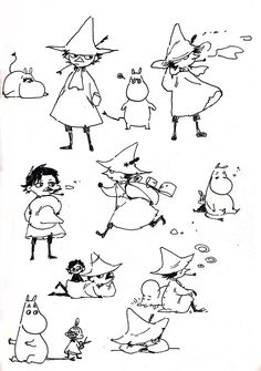 Moomin Tattoo, Moomin Wallpaper, Moomin Valley, Tove Jansson, Cartoon Shows, Fauna, Cute Tattoos, Cute Art, Art Inspo