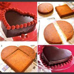 Sevgililer Günü yaklaşırken sevginizi anlatmanın en tatlı yolu...