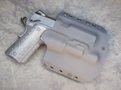 Best walkthough of how to make a kydex holster I've seen. Great stuff!