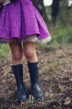 ju ju Creations A/W 14 - the Lou Lou dress #kids #girls #toddler #baby #fashion #vintage