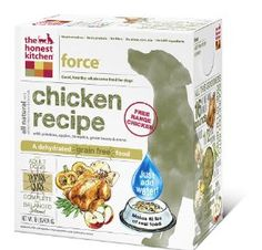 $5 off Box of The Honest Kitchen Recipes Coupon on http://hunt4freebies.com/coupons