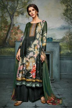 Pashmina Salwar Suit Shop Online in USA🇱🇷📲 www.pinkphulkari.com Salwar Kameez Online, Suit Shop, Straight Cut, Winter Wear, Cut And Style, Salwar Suits, Winter Collection, Cover Up, Women Wear