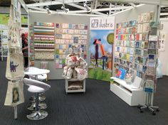 Our stand at PG Live 2012