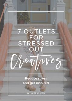When you need a break from your writing, pursue these other creative endeavors to get those ideas flowing.
