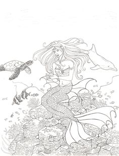 The Pearl Drawing by Jennifer McPherson