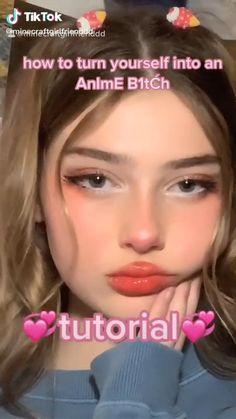 Fresh Face Makeup, Makeup Eye Looks, Emo Makeup, Cute Makeup, Makeup Videos, Makeup Tips, Makeup Pictorial, Alternative Makeup, Makeup Makeover
