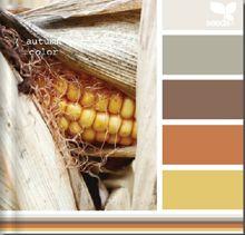 Design Seeds - { autumn color }