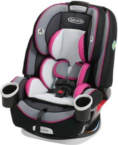 Graco Extend2fit Convertible Car Seat Spire One Size New