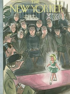 The New Yorker - Saturday, March 7, 1953 - Issue # 1464 - Vol. 29 - N° 3 - Cover by : Leonard Dove