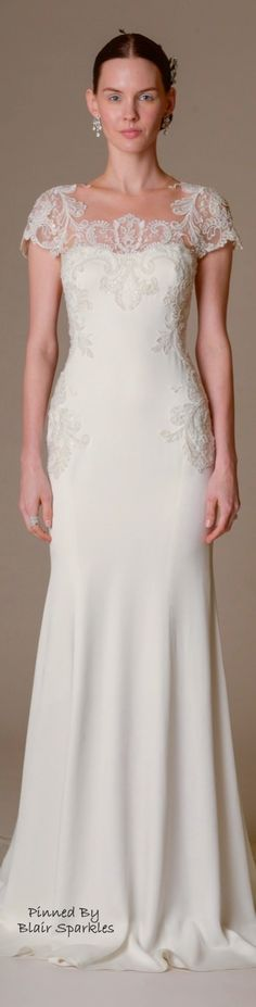 Marchesa Bridal Spring 2016 | ♕♚εїз BLAIR SPARKLES