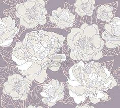 tattoo idea//peonies and cherry blossom flowers